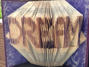 Folded Book Art Dream